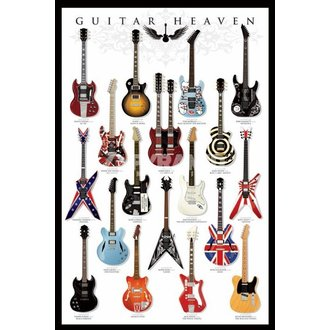 poszter Guitar Heaven - PYRAMID POSTERS - PP31967