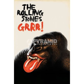 poszter Rolling Stones - GRR!' - Pyramid Posters, PYRAMID POSTERS, Rolling Stones