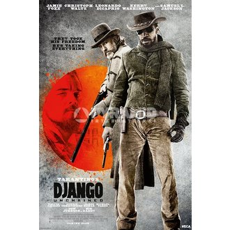 poszter Django Unchained - They Took His Free - Pyramid Posters - PP33034