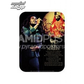 matrica Bob Marley - Selassie - PS6530T - Pyramid Posters