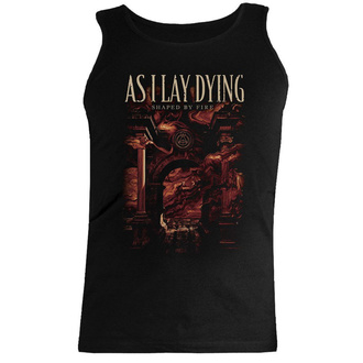 Férfi felső AS I LAY DYING - Shaped by fire - NUCLEAR BLAST, NUCLEAR BLAST, As I Lay Dying