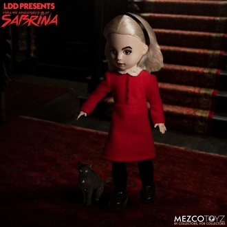 Baba Chilling Adventures of Sabrina - Living Dead Dolls - Sabrina, LIVING DEAD DOLLS