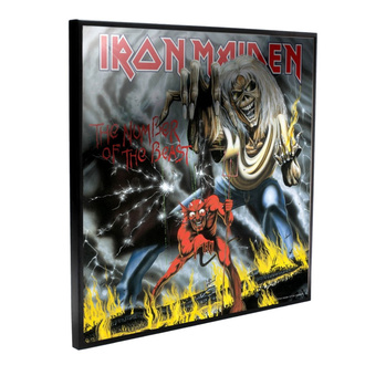 Festmény Iron Maiden - Number of the Beast, NNM, Iron Maiden