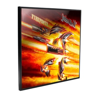 Festmény Judas Priest - Firepower, NNM, Judas Priest