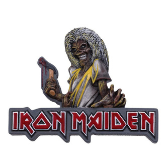 Iron Maiden Mágnes - The Killers, NNM, Iron Maiden
