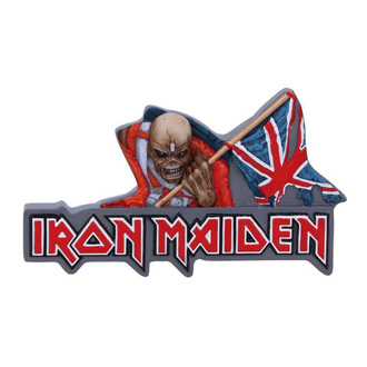 Mágnes Iron Maiden - The Trooper, NNM, Iron Maiden
