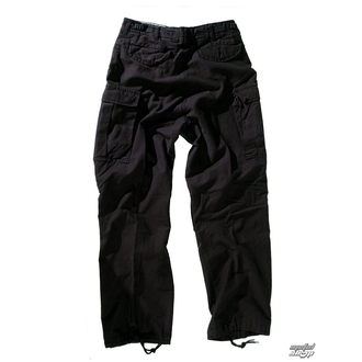 nadrág férfi M65 Pant NYCO washed - Black