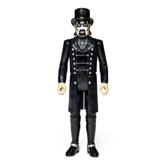 Akciófigura King Diamond - ReAction Action Figure Top Hat, NNM, King Diamond