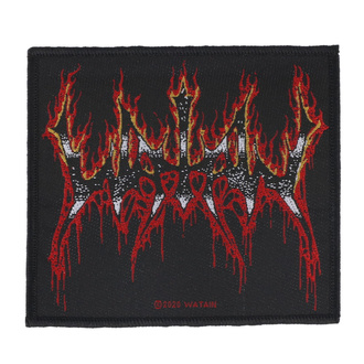 Felvarró Watain - Flaming Logo - RAZAMATAZ, RAZAMATAZ, Watain