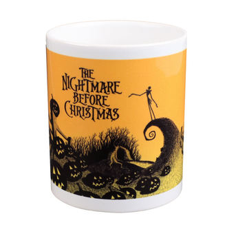 Nightmare Before Christmas Bögre - Graveyard Scene - PYRAMID POSTERS, NIGHTMARE BEFORE CHRISTMAS, Nightmare Before Christmas