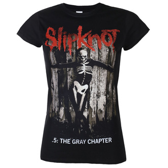 Női póló Slipknot - The Gray - Chapter Album - ROCK OFF, ROCK OFF, Slipknot