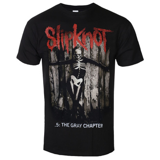 Férfi póló Slipknot - The Gray - Chapter Album - ROCK OFF, ROCK OFF, Slipknot