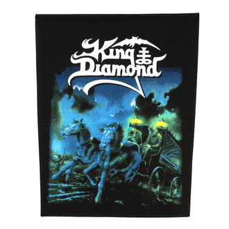 Nagy King Diamond felvarró - Abigail - RAZAMATAZ, RAZAMATAZ, King Diamond