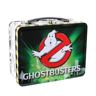Tok Ghostbusters - Tin Tote Stay Puft Marshmallow Man, NNM, Ghostbusters