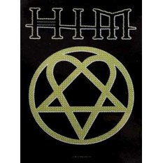 zászló Him - Heartgram Logo - HFL0623