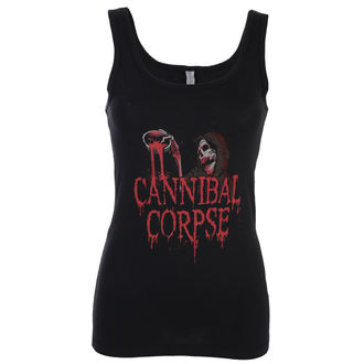CANNIBAL CORPSE női felső - BLOOD GHOUL - JSR, Just Say Rock, Cannibal Corpse