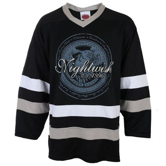metál póló férfi Nightwish - OWL- LOGO 96 BLK/WHT - Just Say Rock, Just Say Rock, Nightwish