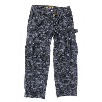 nadrág férfi HEAVENLY DEVIL - GGW45 - Trousers - Camo