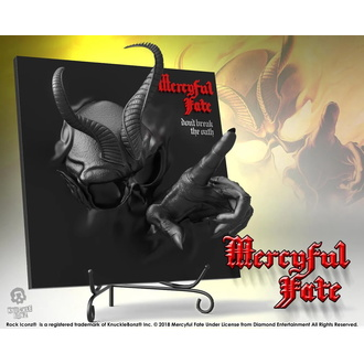 Kép (3D vinyl) Mercyful Fate - Statue Don't Break the Oath Darkness Version - KNUCKLEBONZ, KNUCKLEBONZ, Mercyful Fate