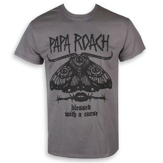 metál póló férfi Papa Roach - Blessed Curse - KINGS ROAD, KINGS ROAD, Papa Roach