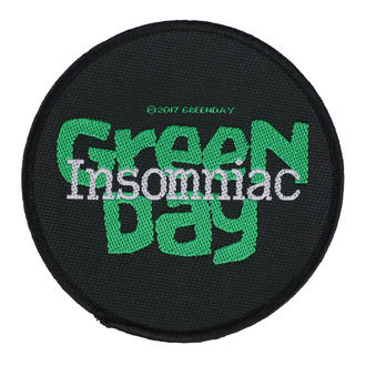 Green Day Felvarró - Insomniac - RAZAMATAZ, RAZAMATAZ, Green Day