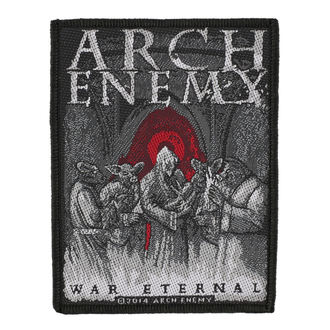 ARCH ENEMY felvarró - WAR ETERNAL - RAZAMATAZ, RAZAMATAZ, Arch Enemy