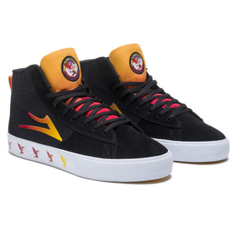 Cipő Lakai x Black Sabbath - Never Say Die - Newport Hi - fekete gradiens szarvasbőr, Lakai x Black Sabbath, Black Sabbath