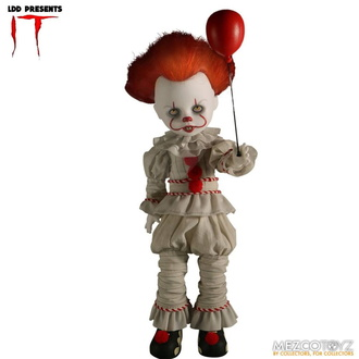 Figura (baba) AZ - Living Dead Dolls - Pennywise, LIVING DEAD DOLLS