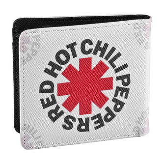 Red Hot Chili Peppers Pénztárca - White Asterisk, NNM, Red Hot Chili Peppers