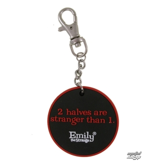 keychain EMILY THE STRTHENGE, EMILY THE STRANGE