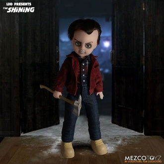 Figura (baba) The Shining - Living Dead Dolls Doll - Jack Torrance, LIVING DEAD DOLLS