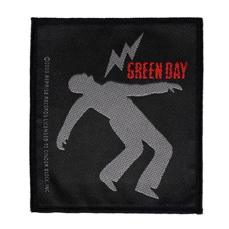 Felvarró Green Day - Lightning Bolt - RAZAMATAZ, RAZAMATAZ, Green Day