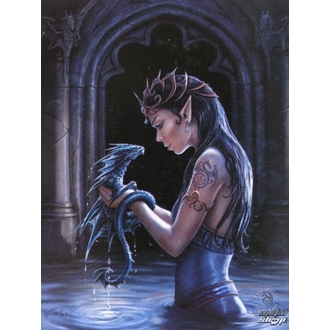 zászló Anne Stokes - Water Dragon - HFL0974