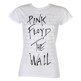 metál póló női Pink Floyd - The Wall album - LOW FREQUENCY, LOW FREQUENCY, Pink Floyd