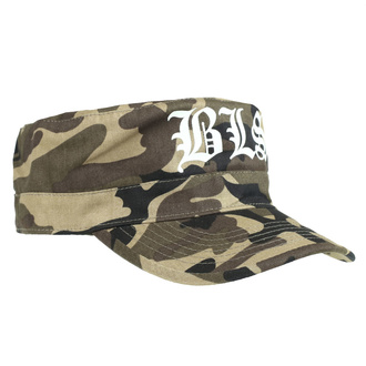 Sapka BLACK LABEL SOCIETY - LOGO (CAMO) - PLASTIC HEAD, PLASTIC HEAD, Black Label Society