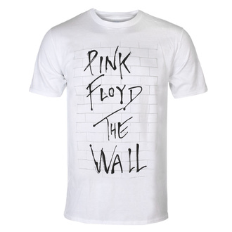 metál póló férfi Pink Floyd - The Wall album - LOW FREQUENCY, LOW FREQUENCY, Pink Floyd