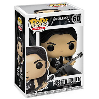 figura Metallica - Robert Trujillo - POP!, Metallica
